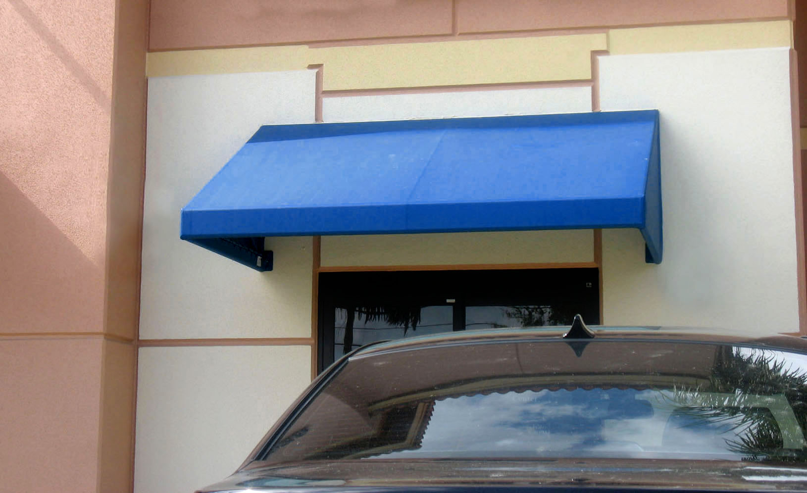 window rope awning blue ft twisted d in blacks ornamental h fe bright x wide p awntech entry arm santa